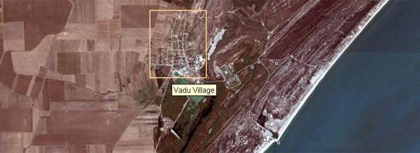 Vadu, un sat la malul Marii Negre