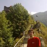 Cetatea Poenari 2
