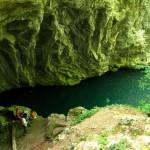 Lacul Dracului, Cheile Nerei