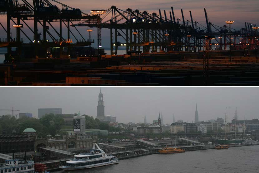 Europa, Hamburg