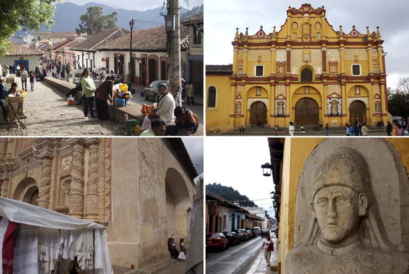 Chiapas, Mexic