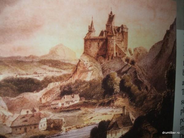 Castelul Bran - Tablou