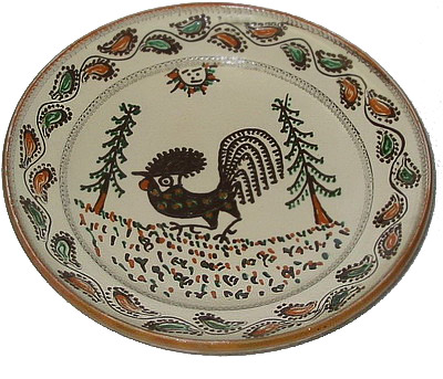 Ceramica de la Horezu