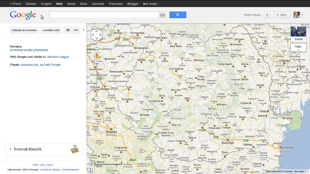 Oamenii Care Dezvoltă Romania Pe Hărțile Google Maps