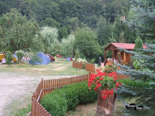 Primitorul camping din Sovata