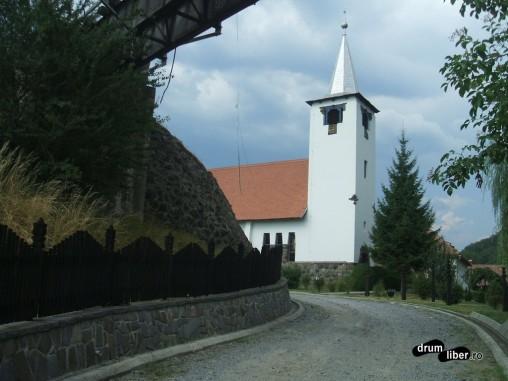 O bijuterie de biserică în Sovata (1)