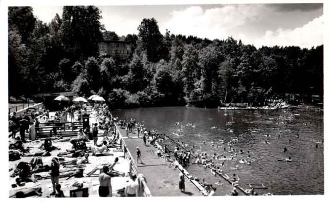 Lacul Ursu 1942
