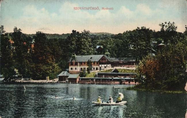Lacul Ursu 1912