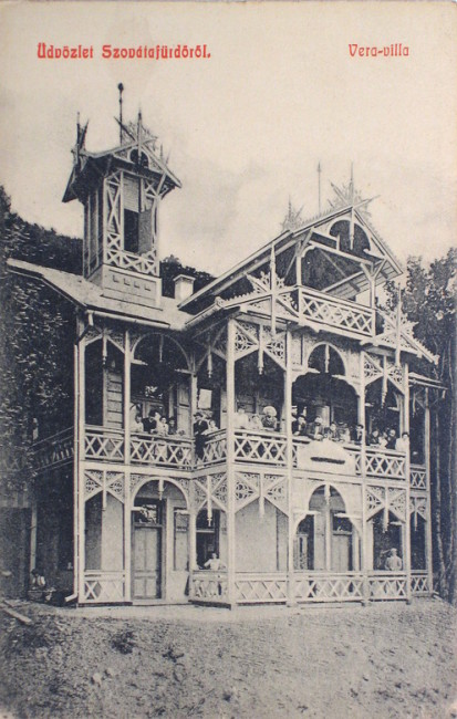 Vila Vera 1910
