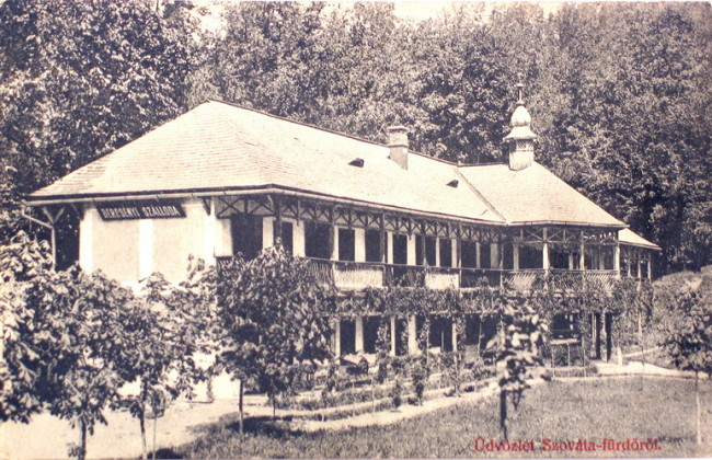 Hotelul Bercsényi