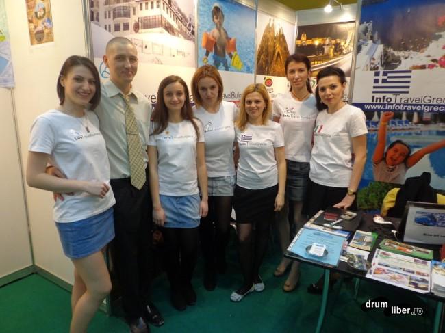 Petre și gagicile de la InfoTravelRomânia (+ Elena de la Zahir)