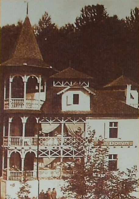 Vila Doina 1933