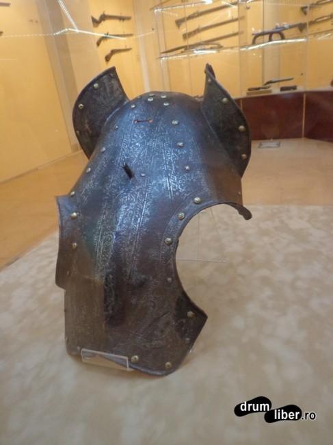 Cuirasă de cal, armura lui 'Murgu
