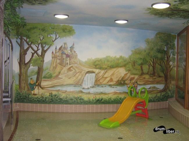 Spații pentru copii