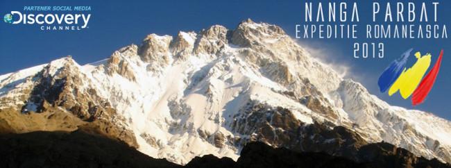 Expediție Românească pe Nanga Parbat 2013