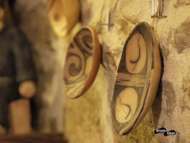 Ceramică de Cucuteni la Sighișoara