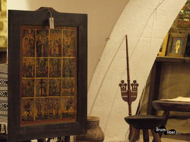 Icoane tradiționale la Sighișoara