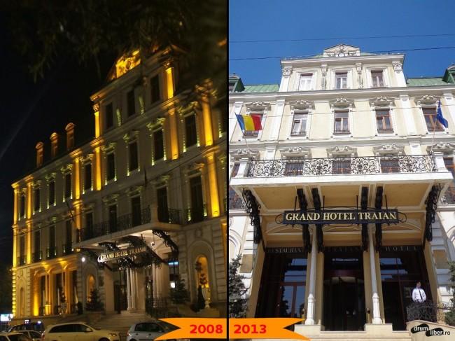 Hotel Traian (2008 - 2013)