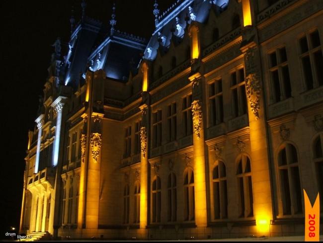 Palatul Unirii - opera lui Berindei (2008)