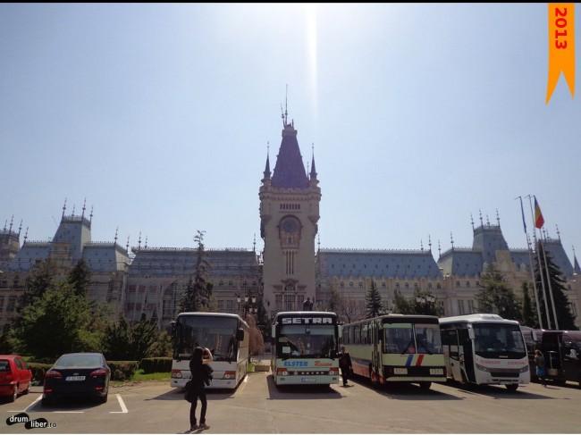 Palatul Unirii - opera lui Berindei (2013)