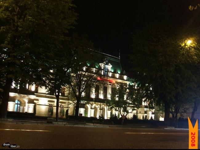 Primăria din Iași - Palatul Roznovanu (2008)