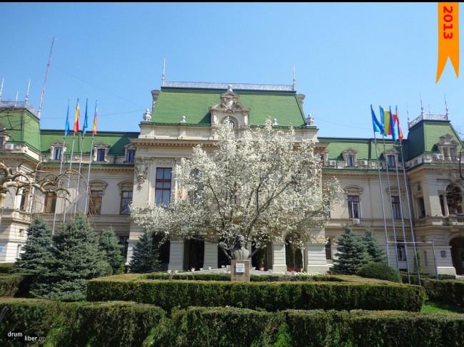 Primăria din Iași - Palatul Roznovanu (2013)