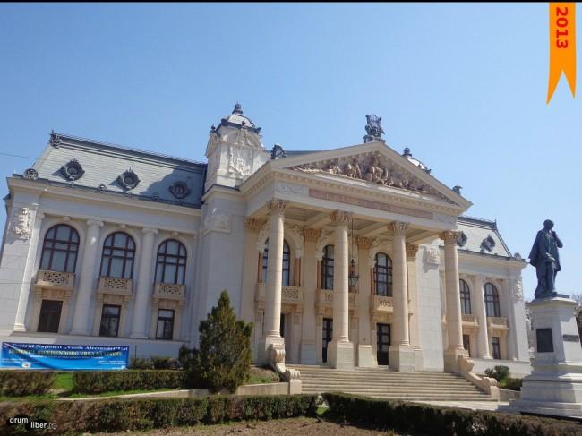 Teatrul Național Vasile Alecsandri din Iași (2013)