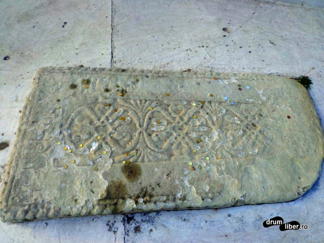 Piatră din construcția originală