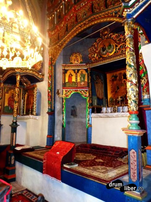 Interior la Hagigadar