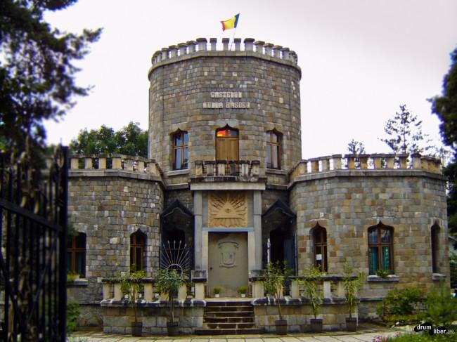 Castelul Iulia Hașdeu din Câmpina