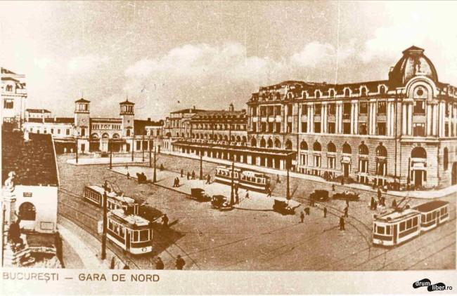 Gara de Nord, 1932