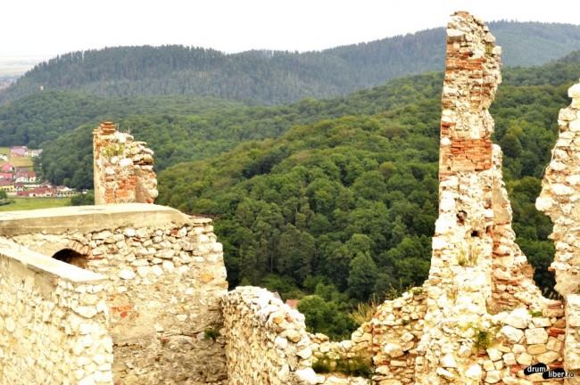 Ruinele celui mai vechi turn, Turnul Comandanților