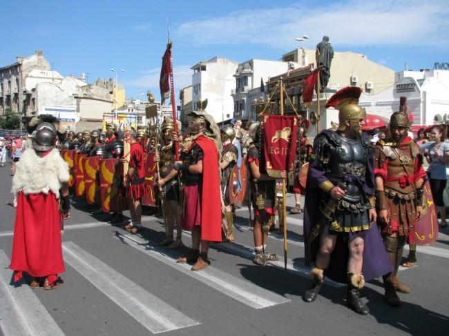 Parada la final, Piața Ovidiu