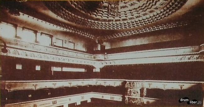 Artisti celebri precum George Enescu Bartok Bela au concertat aici - foto 1922