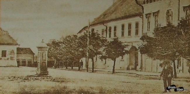 Biblioteca Teleki finalizata 1802 are 200 000 volume - foto 1905