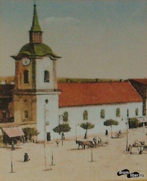 Biserica Franciscana 1745 1747 - foto 1915