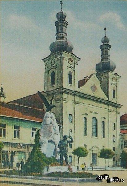 Biserica Romano Catolica in stil baroc ridicata 1728-1764 - foto 1931