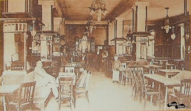Cafe Corso celebra in perioada interbelica - foto 1915