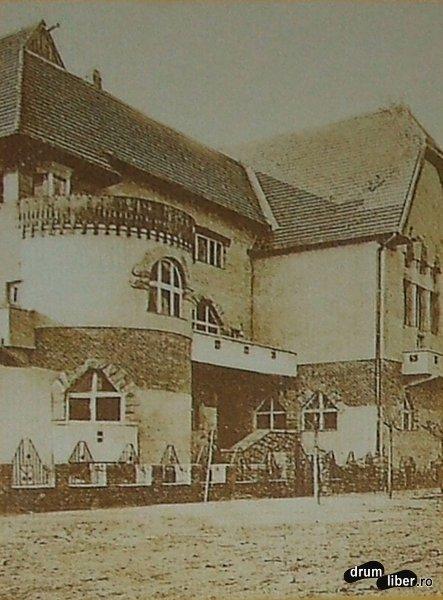 Camera de comert ridicata 1909 - foto 1914
