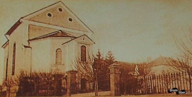 Constructia bisericilor minoriților a inceput 1741