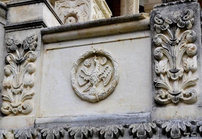 Detaliu arhitectural 1