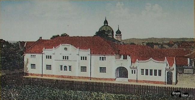 Fostul Palat Cultural Evreiesc care a functionat ca Cinema Progresul in timpul comunismului - foto 1929