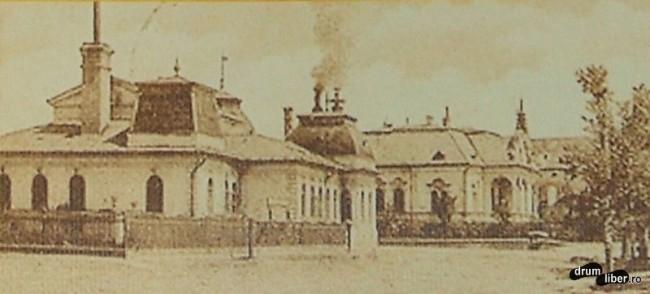 Industrie - fabrica de bere Targu Mures - foto 1921