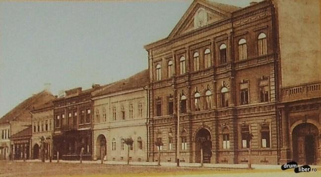 Liceul de Arta ridicat 1890 - foto 1910
