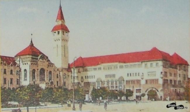 Palatul Culturii - foto 1922
