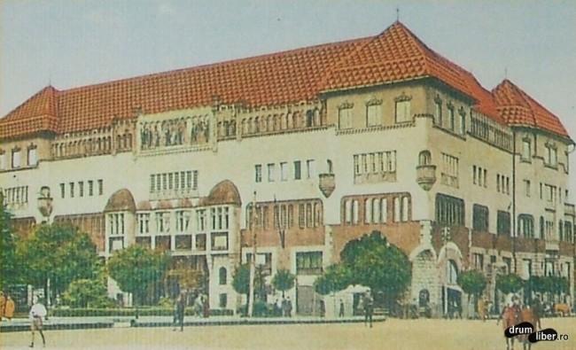 Palatul Culturii - foto 1925