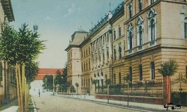 Palatul Justitiei ridicat 1895 1897 - foto 1919