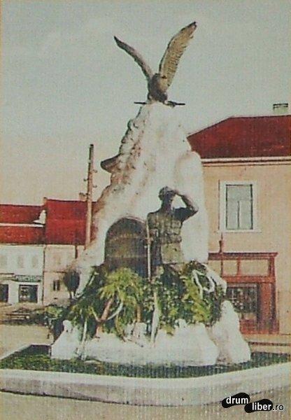Petofi Sandor ulterior Monumentul Ostasului Roman - foto 1931