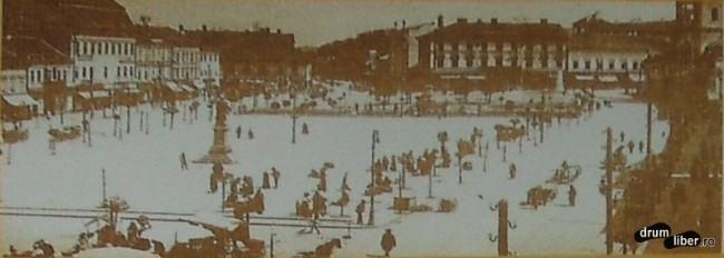 Piata centrala 1 - foto 1907