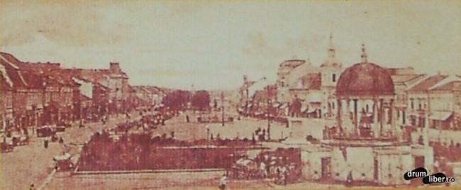 Piata centrala 3 - foto 1909